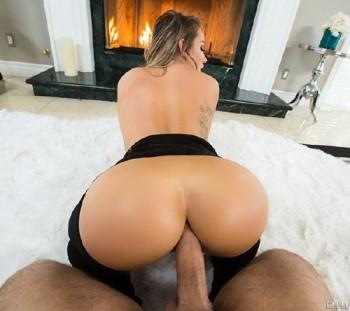 [BigWetButts/BraZZers] Cali Carter - Fireside Fap [19.02.2018, all sex, 480p]