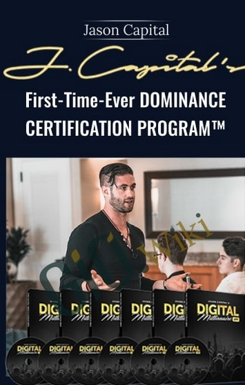 First-Time-Ever DOMINANCE Certification Program(Day 41)
