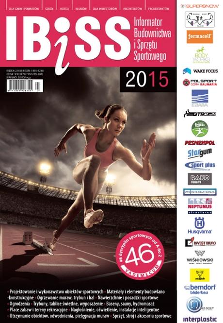 Informator Budownictwa i Sprzętu Sportowego 2015