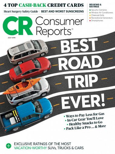 Consumer Reports – July 2018