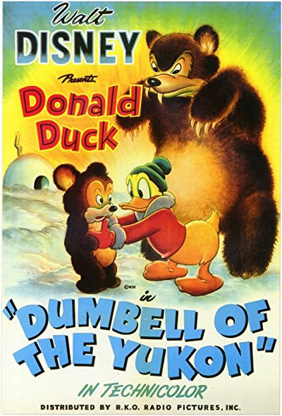 Dumb Bell Of The Yukon 1946 DVDRip x264-HANDJOB