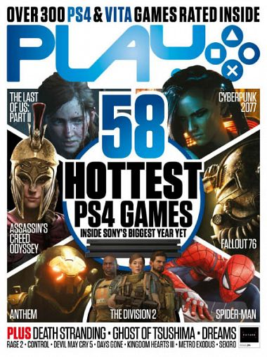 Play – Issue 296 2018