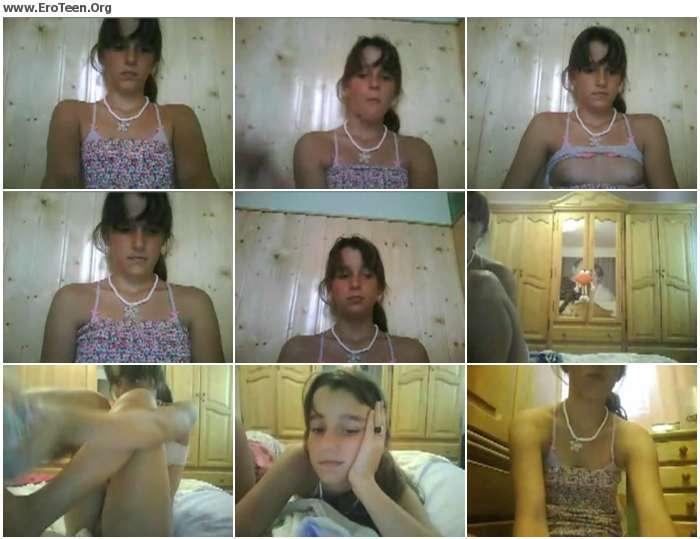 7cd88e1017190444 - SnapChat Teen Masturbation Pussy 27