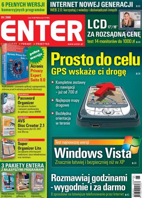Enter Polska 5/2006