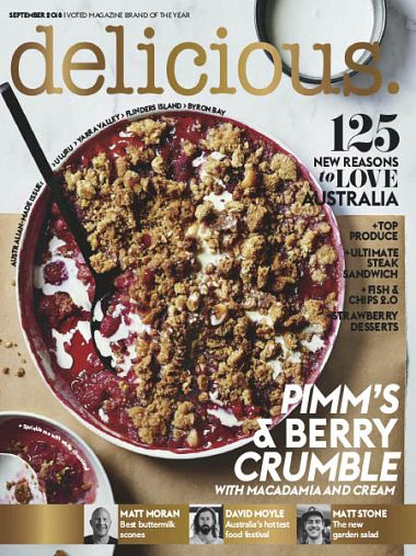 delicious Australia – September 2018