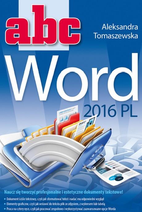 ABC Word 2016 PL - Aleksandra Tomaszewska