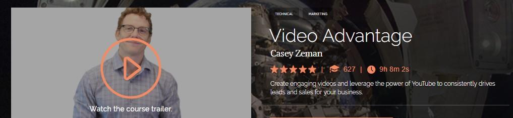 Casey Zeman - Video Advantage