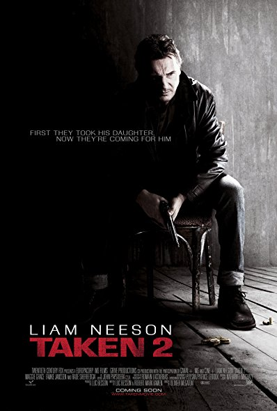 Taken 2 2012 UNRATED EXTENDED 720p BluRay H264 AAC-RARBG