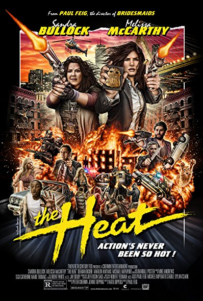 The Heat 2013 UnRated BluRay 1080p DD5 1 H265-d3g