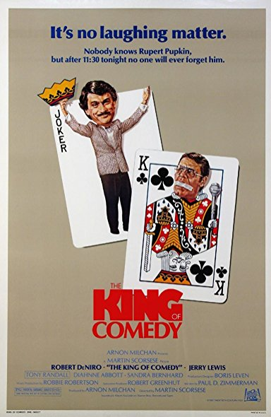 The King of Comedy 1982 BRRip XviD MP3-RARBG