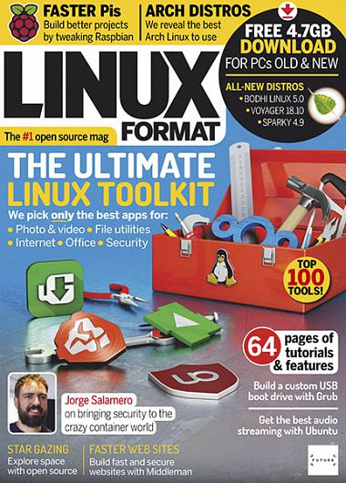 Linux Format UK – February 2019