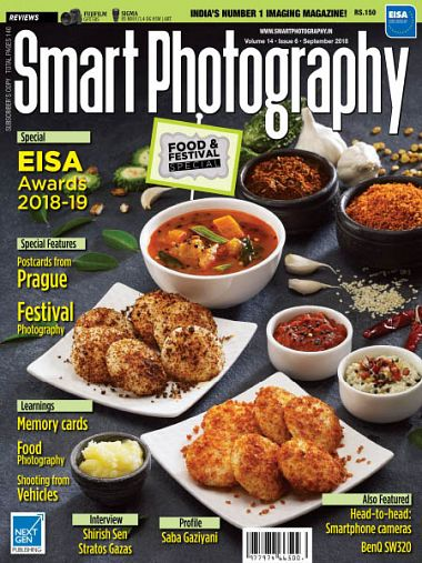 Smart Photography — September 2018