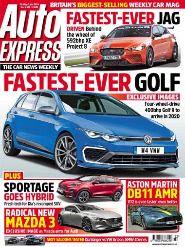 Auto Express – 30 May 2018
