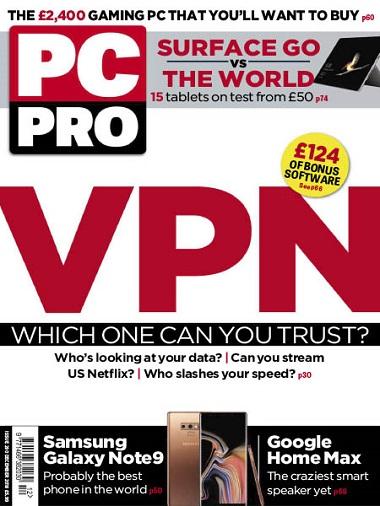 PC Pro – December 2018