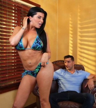 Romi Rain - Axel Brauns Dirty Talk 2, Scene 1 (19.03.2018) 720p