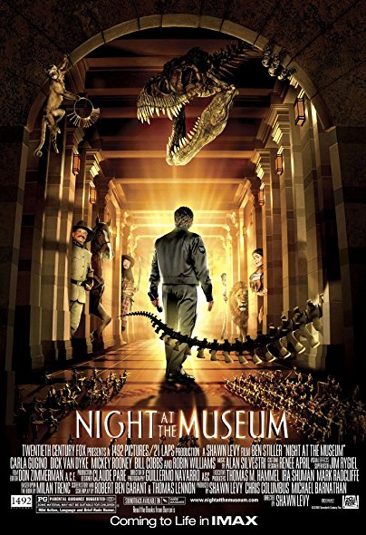 Night at the Museum 2006 BluRay 10Bit 1080p DD5 1 H265-d3g