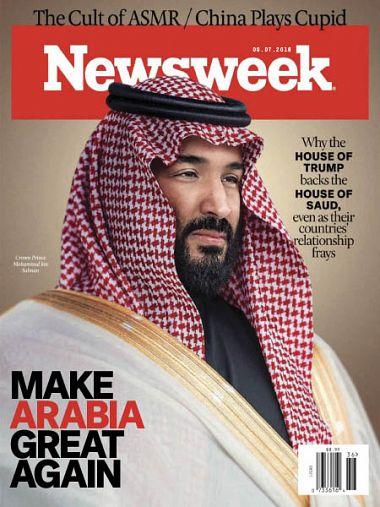 Newsweek USA – September 07, 2018