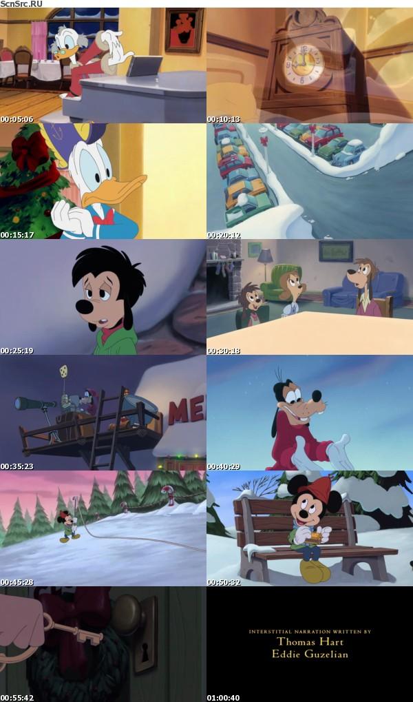 Mickeys Once Upon A Christmas 1999 BRRip XviD MP3-RARBG