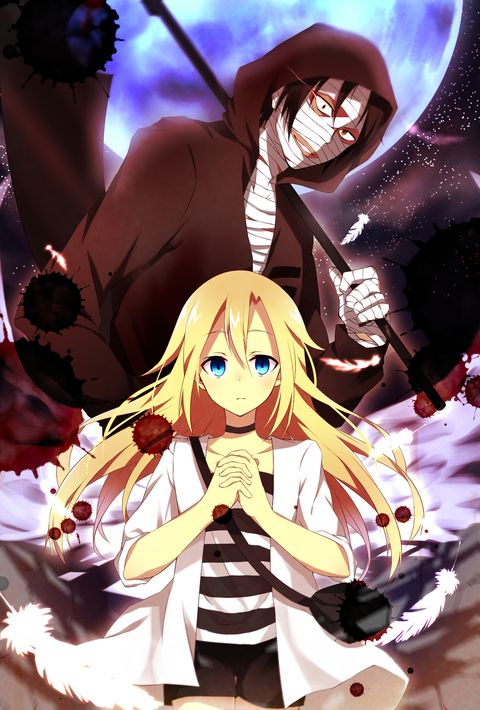 Angel of Massacre / Satsuriku no Tenshi  - SeriaL  [2018/HD/MP4] Napisy PL