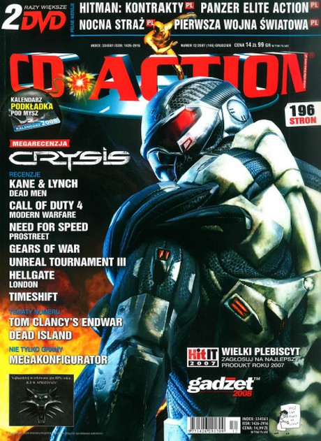 CD-Action 12/2007