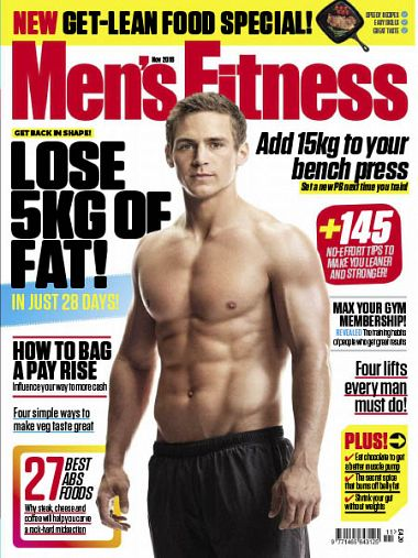Men's Fitness UK – November 2018