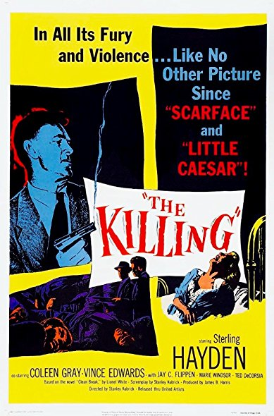 The Killing 1956 BRRip XviD AC3 RoSubbed-playXD