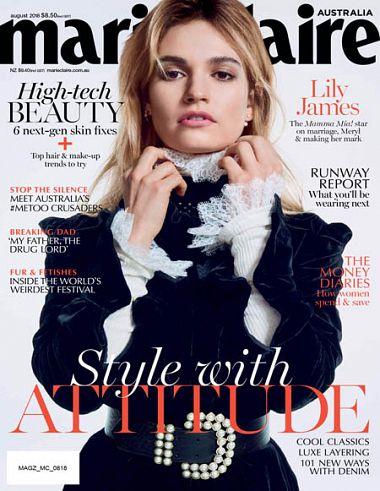 Marie Claire Australia – August 2018