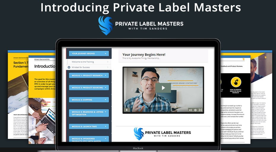 Tim Sanders - Private Label Masters(fix)
