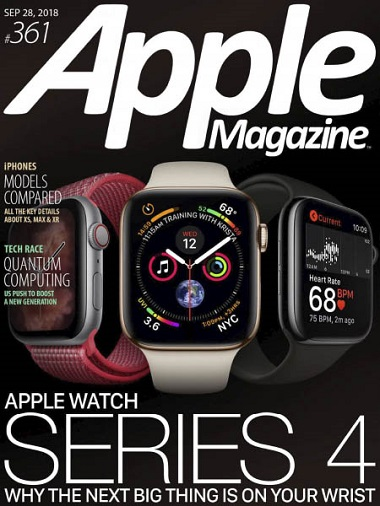 AppleMagazine – September 28, 2018