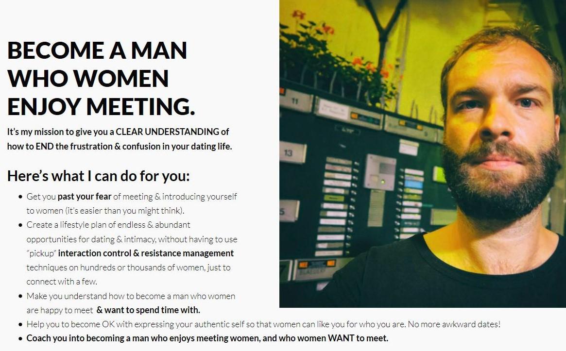 David Tee - Men Who Attract - Online Coaching Programme