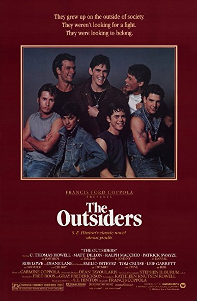 The Outsiders 1983 BluRay 1080p DD5 1 H265-d3g