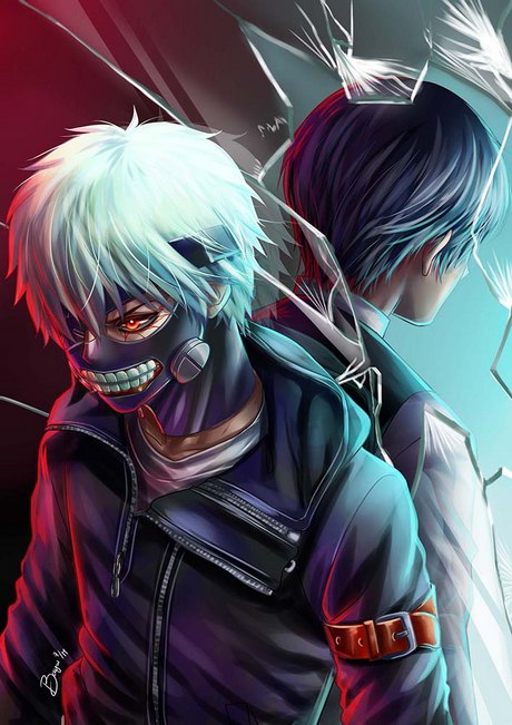 Tokyo Ghoul √A - SeriaL [2015/HD/MP4]  Napisy PL