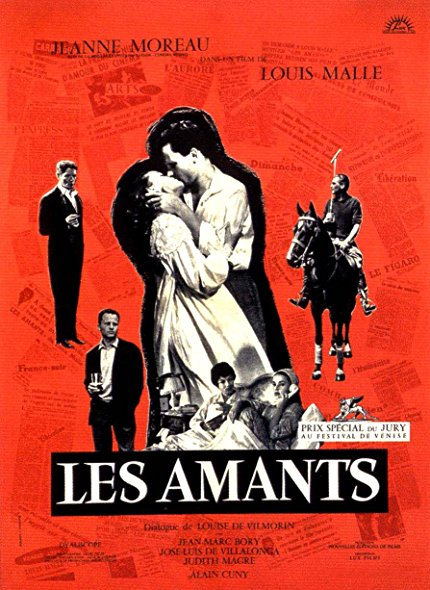 The Lovers 1958 720P Bluray X264-Usury
