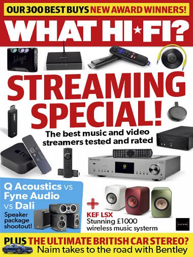 What Hi-Fi? UK – January 2019