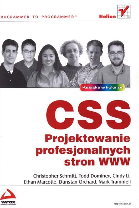 CSS - Projektowanie Profesjonalnych Stron WWW