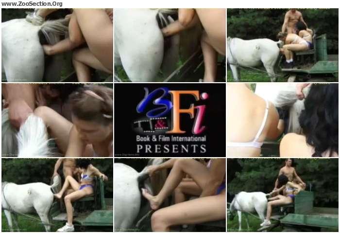 7871471120771874 - Violett Loves Her Horse / AnimalSex Video