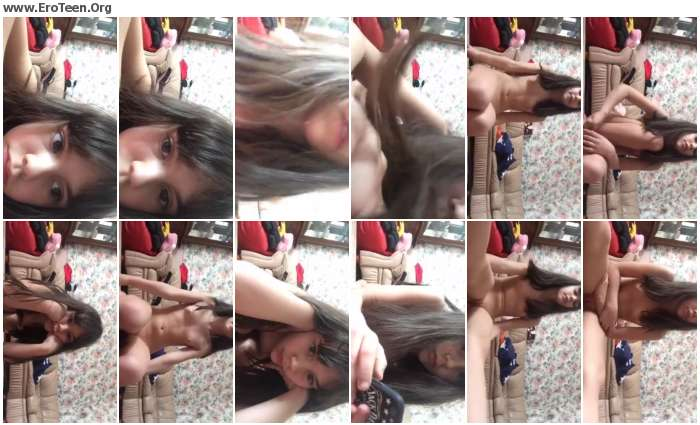 e7ad351020284304 - Very Young Cute Nude Girl Amateur Selfie Video 06