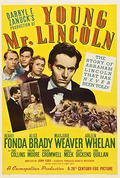 Young Mr Lincoln 1939 720p BluRay X264-AMIABLE