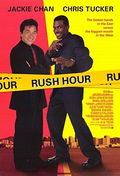 Rush Hour 1998 BRRip XviD MP3-RARBG
