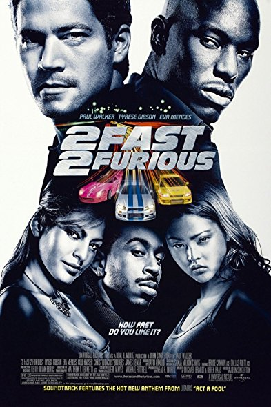 2 Fast 2 Furious 2003 BRRip XviD MP3-RARBG