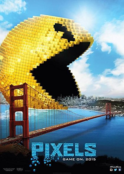 Pixels 2015 1080p BluRay H264 AAC-RARBG