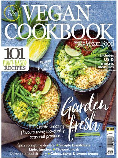 Vegan Food & Living Cookbook – Spring 2019
