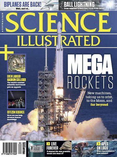 Science Illustrated Australia – Issue 62 2018