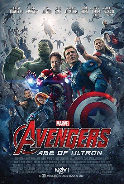 Avengers Age of Ultron 2015 720p BluRay H264 AAC-RARBG