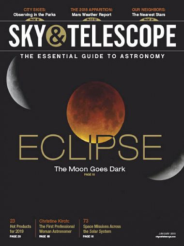 Sky & Telescope – January 2019