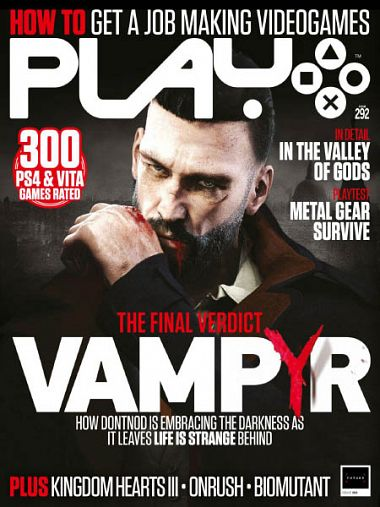 Play UK – Issue 292 2018