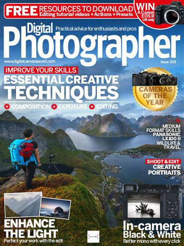 Digital Photographer – Issue 208 2019