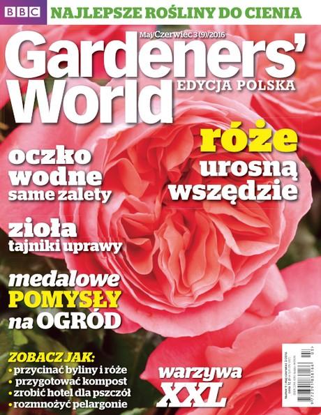 Gardeners World Polska 3/2016