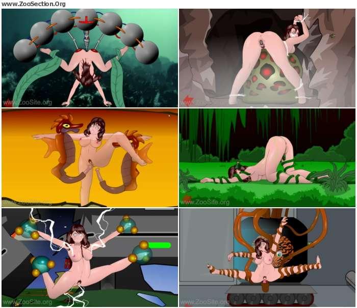 0d23d61074216664 - Game over girl [Anime / Hentai]