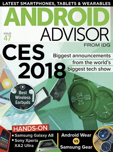 Android Advisor – February 2018